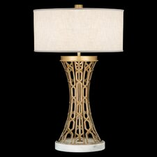 "<strong>Fine Art Lamps</strong> Allegretto Gold 32"" 1 Light Table Lamp"