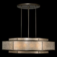 <strong>Fine Art Lamps</strong> Singapore Moderne 12 Light Drum Pendant