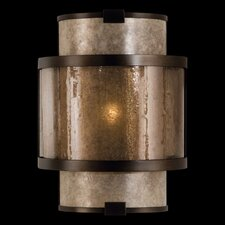 Singapore Moderne 1 Light Wall Sconce