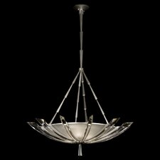 Vol de Cristal 3 Light Inverted Pendant