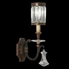 <strong>Fine Art Lamps</strong> Eaton Place 1 Light Wall Sconce