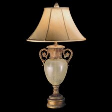 "Verona 30"" H Table Lamp with Bell Shade"