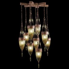 Scheherazade 9 Light Pendant