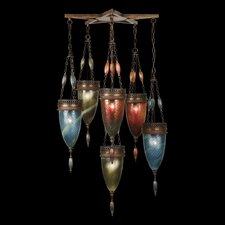 Scheherazade 6 Light Foyer Pendant