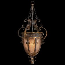 <strong>Fine Art Lamps</strong> Castile 3 Light Foyer Pendant