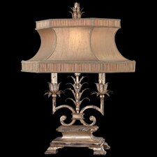 "Pastiche 30"" H Table Lamp with Bell Shade"