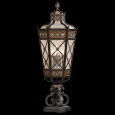 Chateau 5 Light Outdoor Post Lantern
