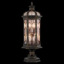 Devonshire 4 Light Outdoor Post Lantern