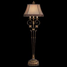 <strong>Fine Art Lamps</strong> Castile 1 Light Floor Lamp