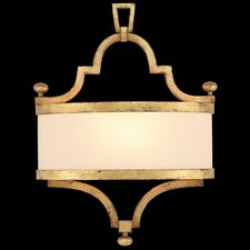<strong>Fine Art Lamps</strong> Portobello Road 1 Light Wall Sconce