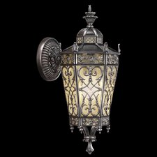Conservatory 1 Light Outdoor Wall Lantern