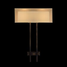 Quadralli 2 Light Wall Sconce
