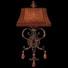 "Brighton Pavillion 28"" 1 Light Wall Sconce"