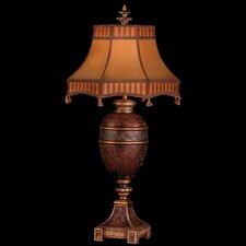 <strong>Fine Art Lamps</strong> Brighton Pavillion 1 Light Table Lamp