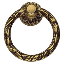 "French Antique 2"" Ring Pull"