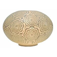 Chrysanthemum Floor Sphere