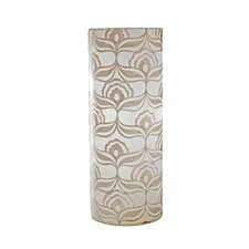 Jasmine Tube Lamp in White