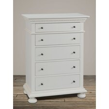 Soraya 5 Drawer Chest