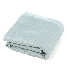Windowpane Quilted Coverlet