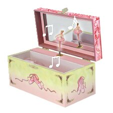 Ballet Shoes Music Jewelry Box