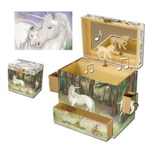 <strong>Enchantmints</strong> Unicorn Music Box