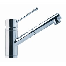 "<strong>Franke</strong> 9"" One Handle Single Hole Kitchen Faucet"