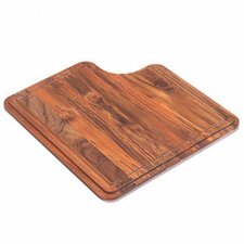 <strong>Franke</strong> Pro-Series Solid Wood Cutting Board in Teak