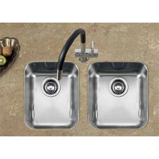 "18.5"" x 16.38"" Largo Single Bowl Kitchen Sink"