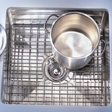 "Professional 20.44"" x 19.5"" x 11.5"" Under Mount Kitchen Sink"
