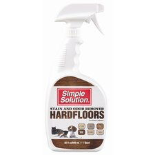 <strong>Simple Solution</strong> Hardfloor Stain Remover