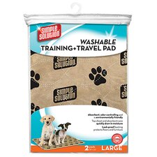 Washable Training and Travel Pad (2 Pack)