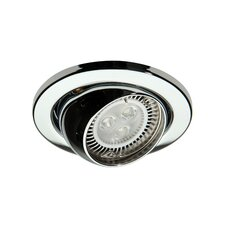 <strong>Knightsbridge</strong> Low Voltage Eyeball 10cm Downlight Kit
