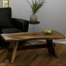 <strong>David Stine Woodworking</strong> Wood Coffee Table