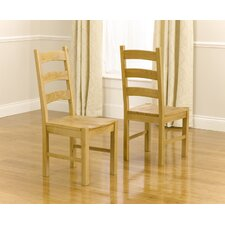 Valencia Timber Seated Oak Dining Chair