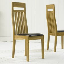 Monte Carlo Oak Dining Chair (Set of 2)