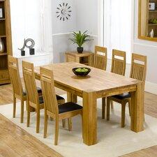 Madrid 7 Piece Dining Set