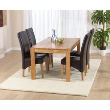 Verona 5 Piece Dining Set