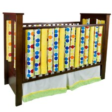 Wonder Bumpers Love Safe Sleep set