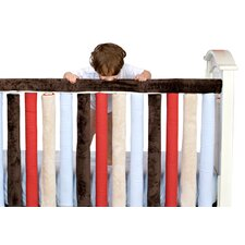"Teething Guard Cream & Chocolate - 52"" x 12"""