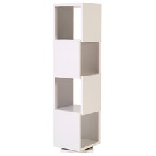 "Shell 62"" Bookcase"