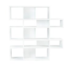"London Composition 63"" Bookcase"