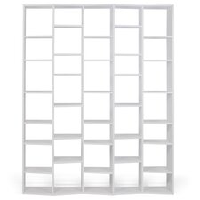 "Valsa Composition 2012-004 88"" Bookcase"