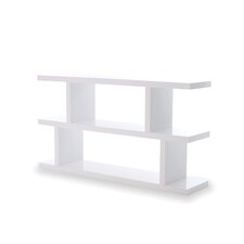 Step Low Shelving Unit