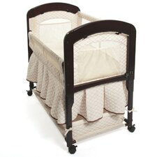 Concepts Cambria Wood Co-Sleeper with Skirt