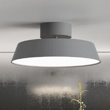 Alba 1 Light Semi Flush Light