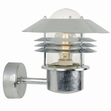 Vejers Up 1 Light Semi-Flush Wall Light