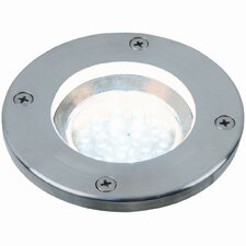 Tilos Round Walkover 1 Light Deck Light