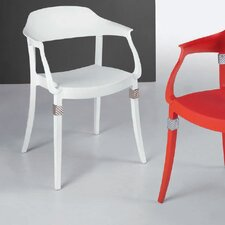 Strass P Stackable Chair