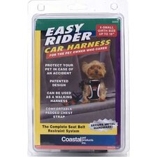 <strong>Coastal Pet Products</strong> Easy Rider Dog Car Harness