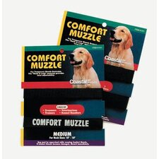 <strong>Coastal Pet Products</strong> Velcro Comfort Dog Muzzle